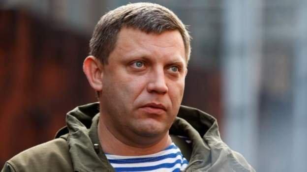 رهبر جدایی طلبان شرق اوکراین کشته شد