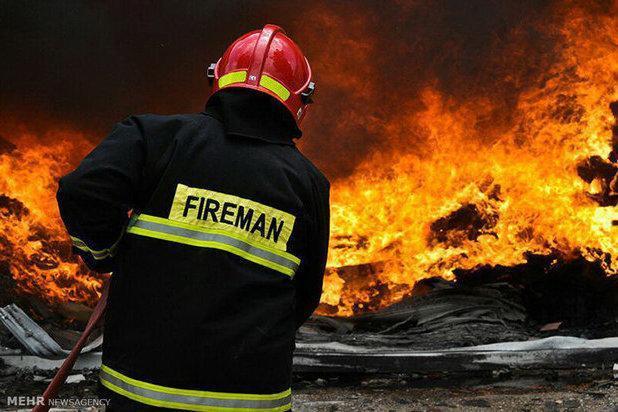 وقوع 49 حادثه طی یک هفته در بیرجند، 20 مورد حریق مهار شد