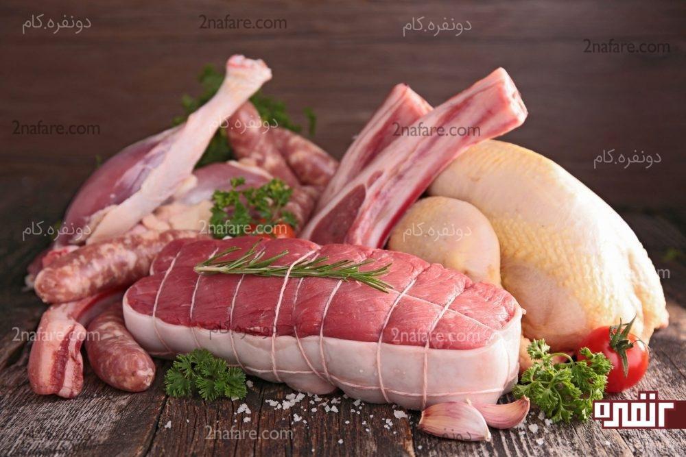 گوشت شترمرغ چه خواصی داره؟