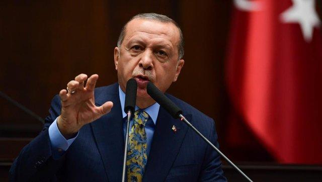 اردوغان: اروپا در امتحان دموکراسی شکست خورده است