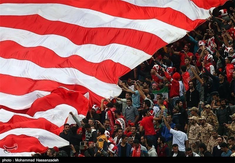 حاشیه بازی پرسپولیس - پارس جنوبی جم، خوشحالی طرفداران پرسپولیس از شکست تراکتورسازی، تشویق برانکو در حضور مربی تیم ملی