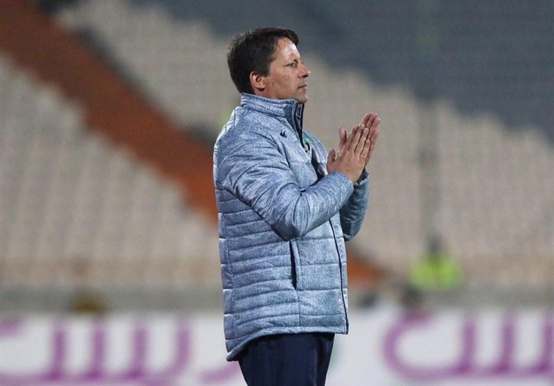 خوزستان، پائولو سرجیو: تنها تفاوت ما و سپیدرود در بازی فردا طرفداران هستند، قطعاً از صندلی مان در جدول راضی نیستیم