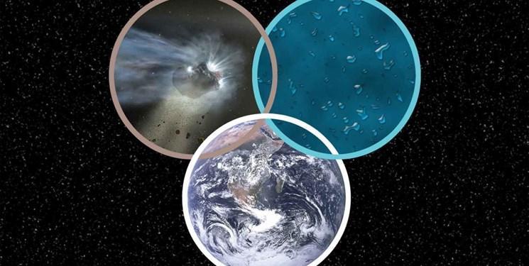 کشف آب آشامیدنی در ستاره دنباله دار