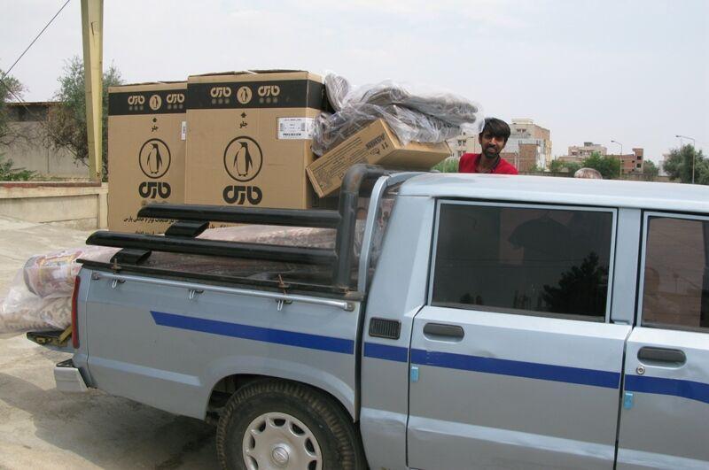 خبرنگاران 3173 قلم لوازم خانگی میان مددجویان قزوین توزیع شد