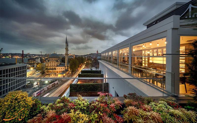 معرفی 4 ستاره هتل پورت بسفروس استانبول