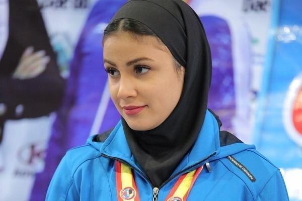 سارا بهمن یار در جدول شانس مجدد برای کسب مدال برنز رقابت می نماید