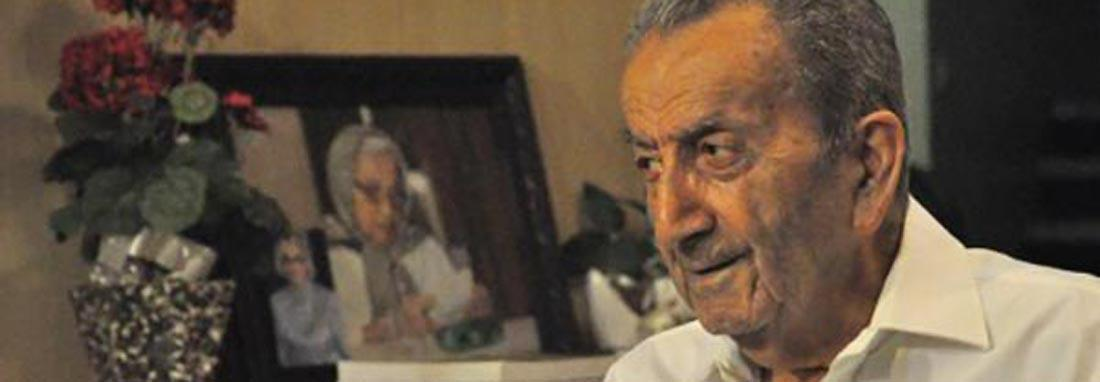 محمد علی فائق ؛ طبیب فرهنگ گیلان از جهان رفت ، حافظ زبان گیلکی از محله تاریخی صیقلان خداحافظی کرد
