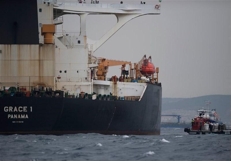 استفاده آمریکا از حربه تهدید برای توقیف نفتکش ایرانی آدریان دریا