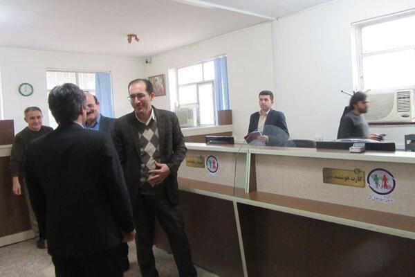 صدور 32 هزار فقره کارت ملی هوشمند در بیله سوار