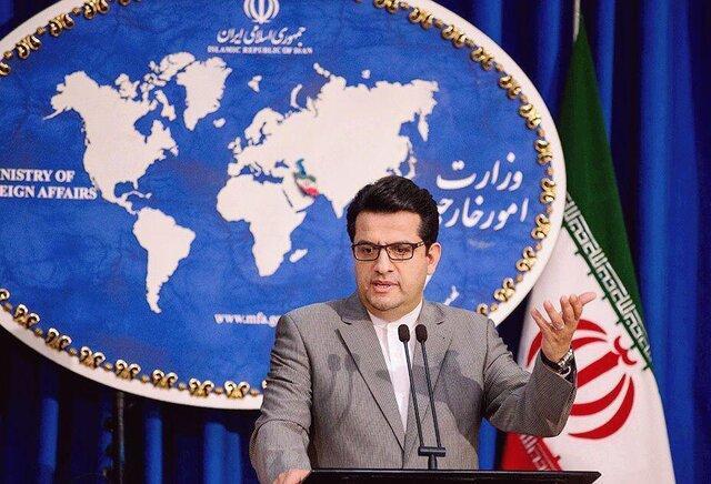 سخنگوی وزارت خارجه: شهروند استرالیایی به اتهام نقض امنیت ملی ایران دستگیر شده است