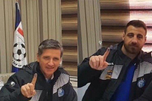 قرارداد مدافع و مربی جدید تیم فوتبال استقلال ثبت شد