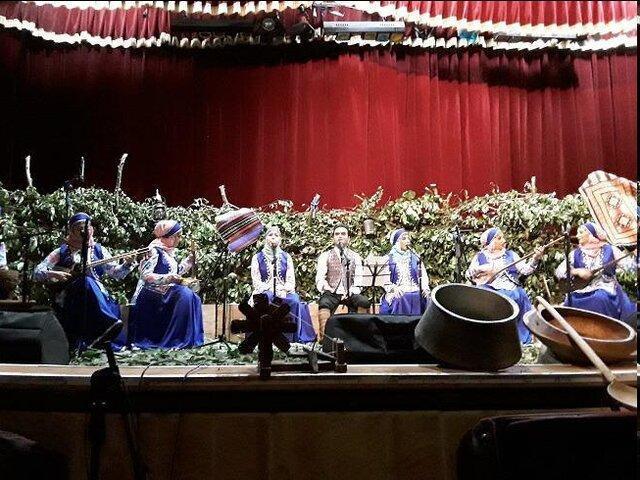 دختران مازندران زیبایی طبیعت را به موسیقی کشاندند