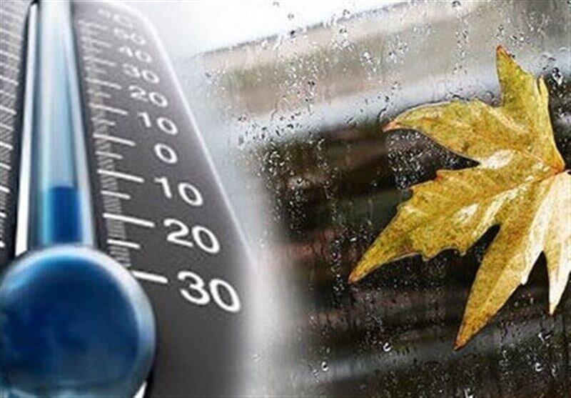 دمای هوا در استان بوشهر از دوشنبه 12 اسفند کاهش می یابد