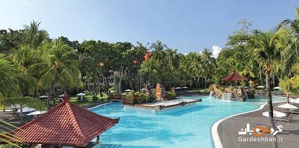هتل بیتانگ بالی ریزورت Bintang Bali Resort در شهر بالی، اقامتگاهی تاپ در دل طبیعت