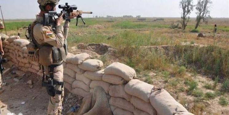 درخواست الحشد الشعبی از نیروی هوایی عراق برای بمباران مناطق آلوده به داعش