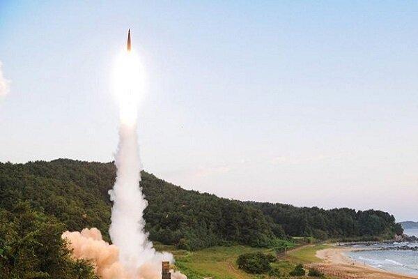 کره جنوبی موشک بالستیک با کلاهک 2 تنی آزمایش کرد
