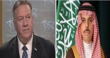 رایزنی تلفنی وزرای خارجه عربستان و آمریکا