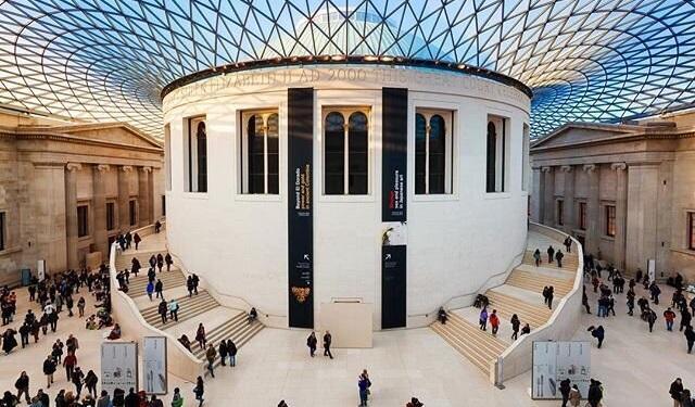 موزه بریتاتیا بازگشایی می شود