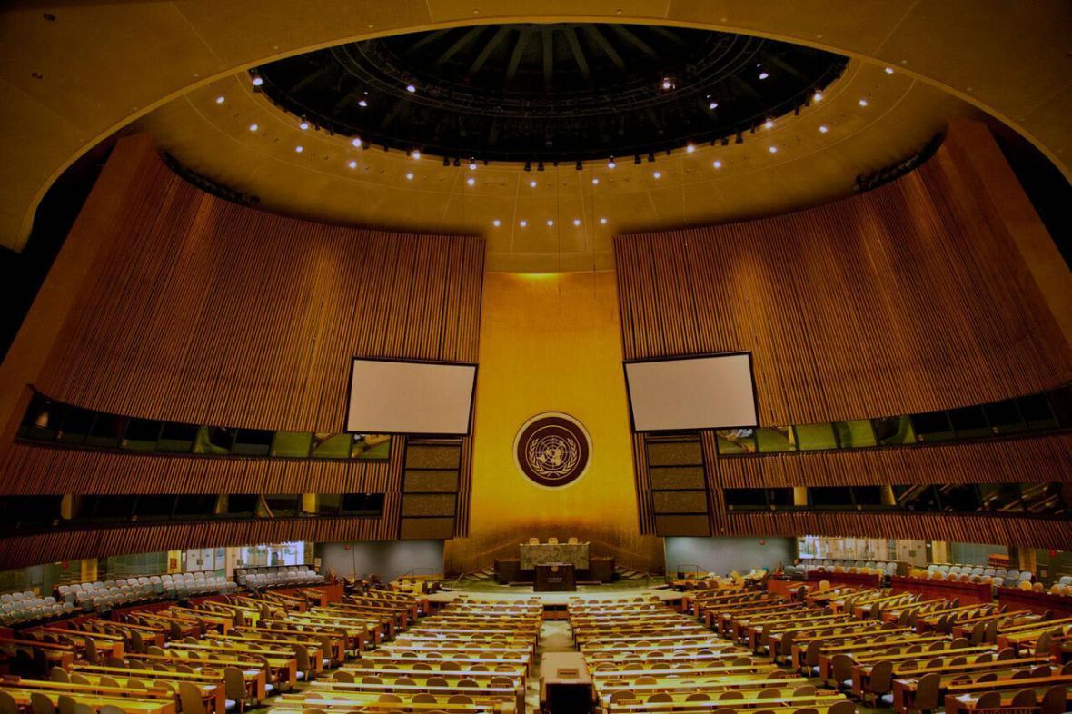 خبرنگاران کرونا بار دیگر نشست های حضوری سازمان ملل را لغو کرد